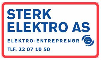 Sterk Elektro AS